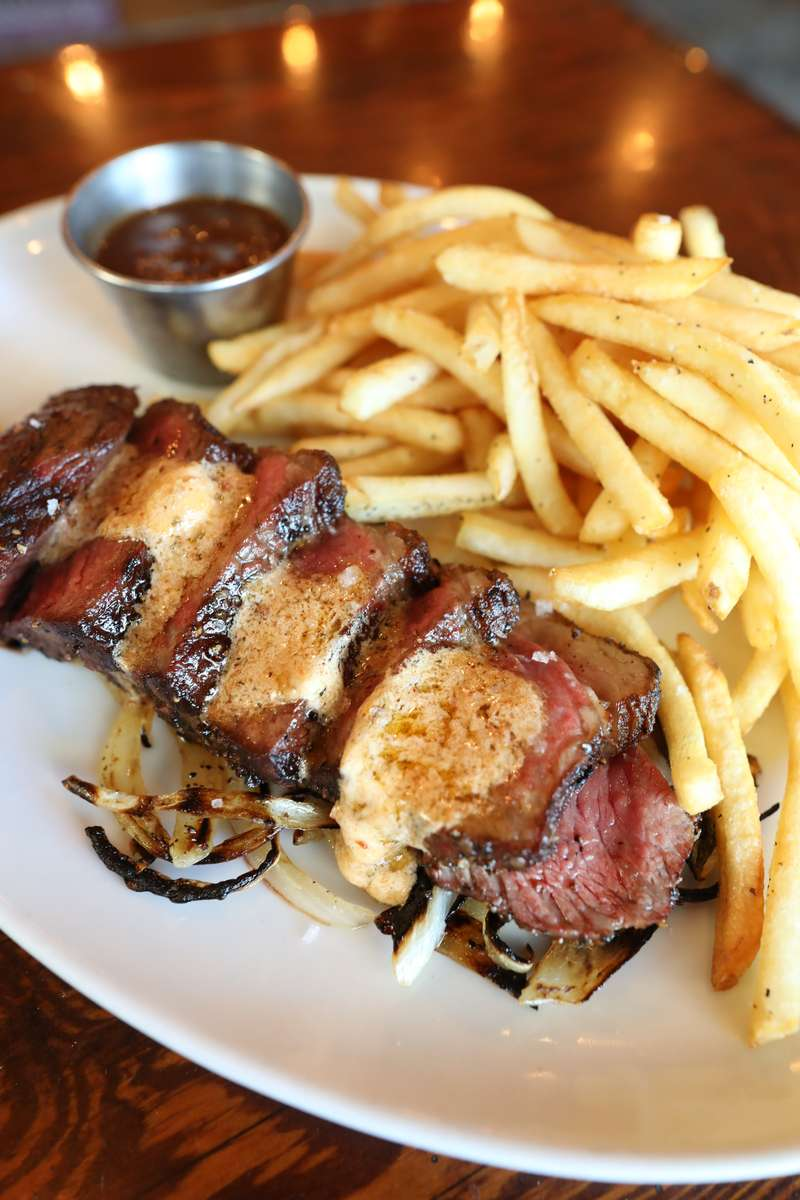 10 Oz Oak Grilled Choice Coulotte Steak Frite
