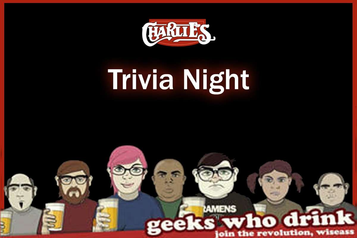Charlie's Bar & Grill Trivia Night