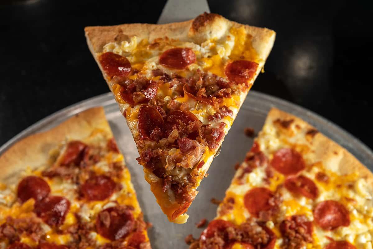"""Loaded Mac & Cheese - 14"""""""