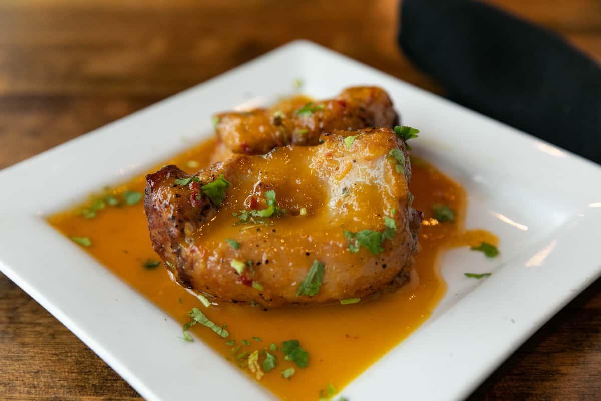 Boneless Spicy Chicken Thighs