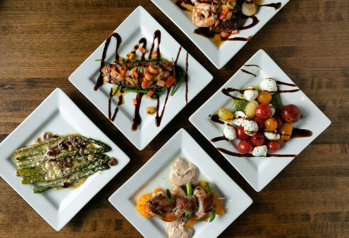 1/2 Off Small Plates
