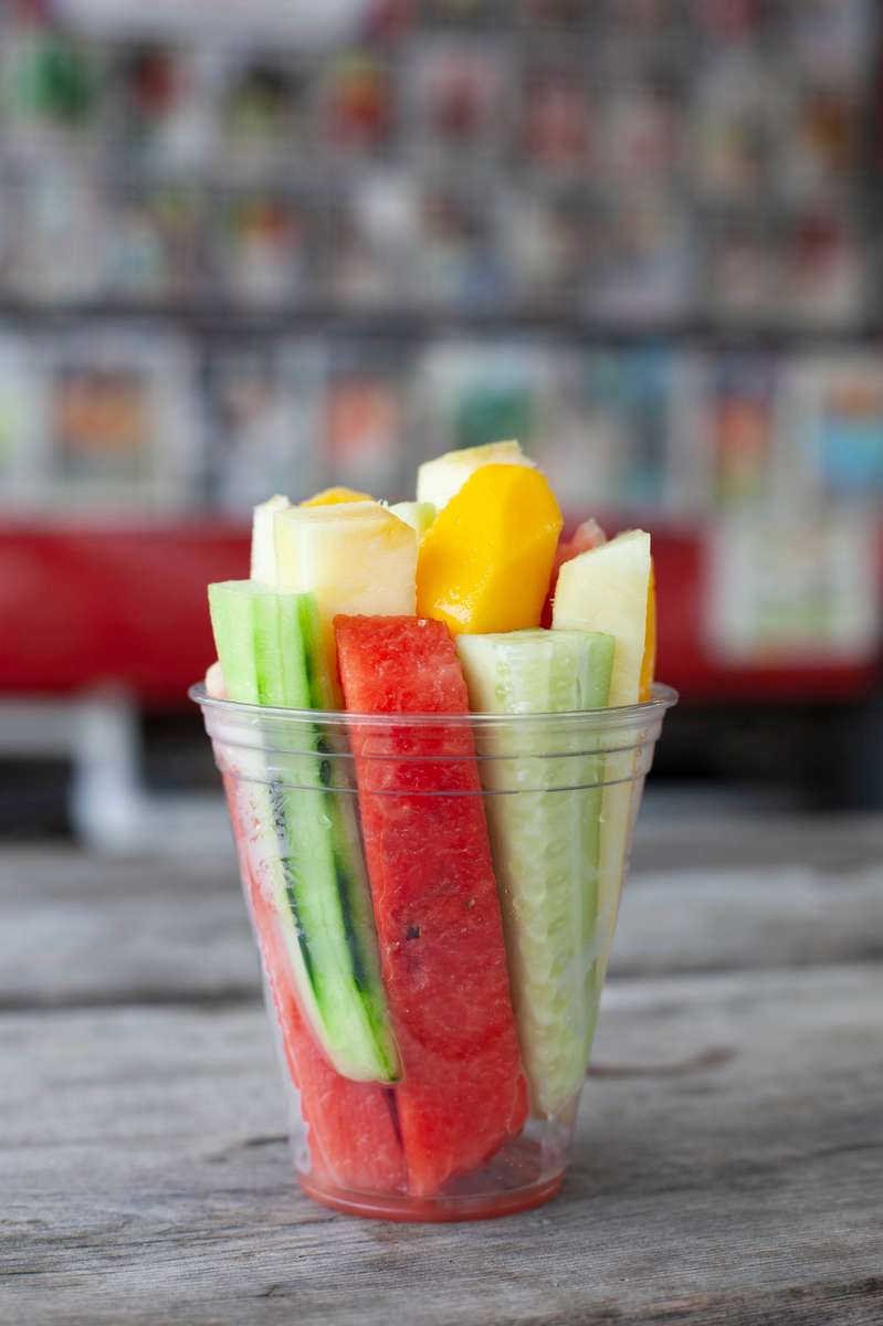 23. Fruit Cup Mix 24oz