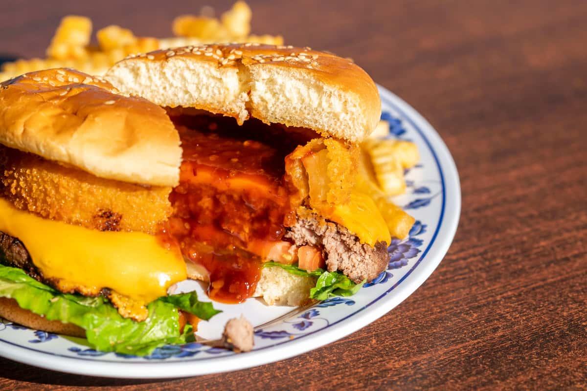 Piper Supreme Burger