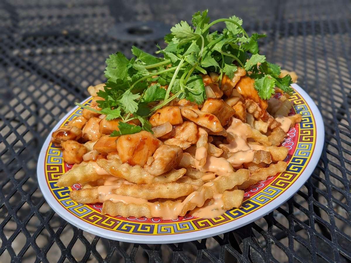 Asian Fries