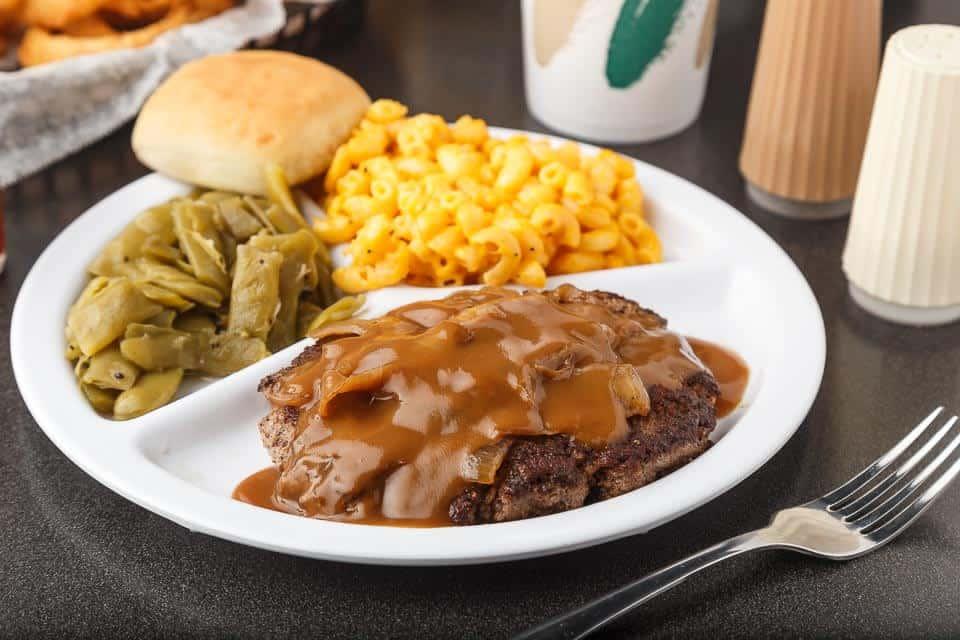 Hamburger Steak*