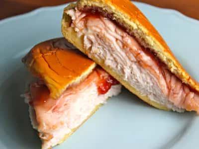 Elena Ruiz Sandwich