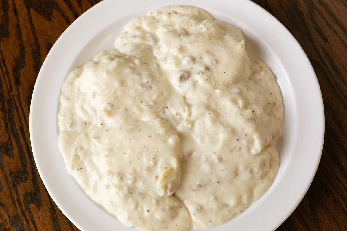 Real Biscuits & Gravy