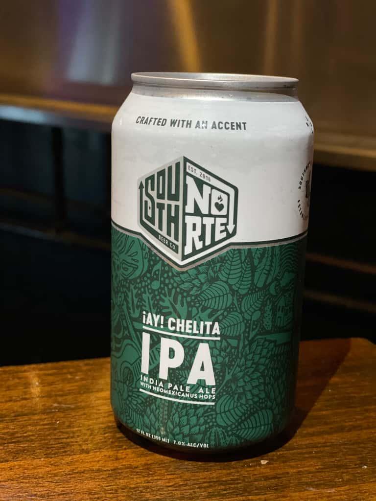 Ay! Chelita IPA - South Norte Brewing - 7% 12oz Can