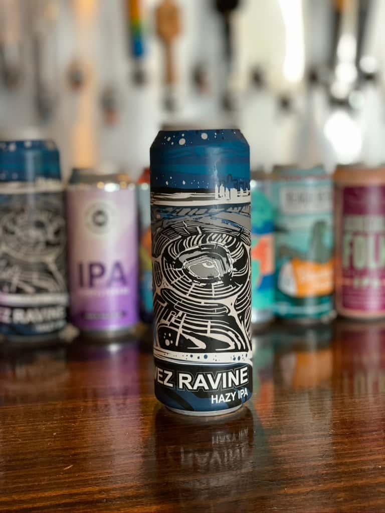Chavez Ravine IPA - BoomTown Brewing - 6%