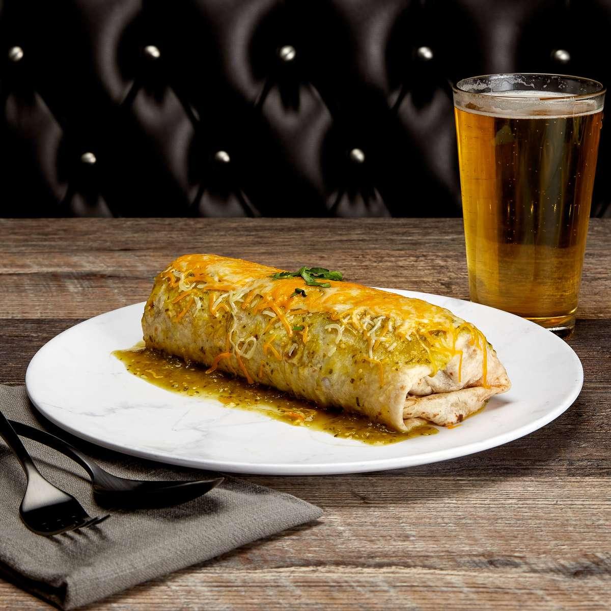 YOU CALL IT! Burrito