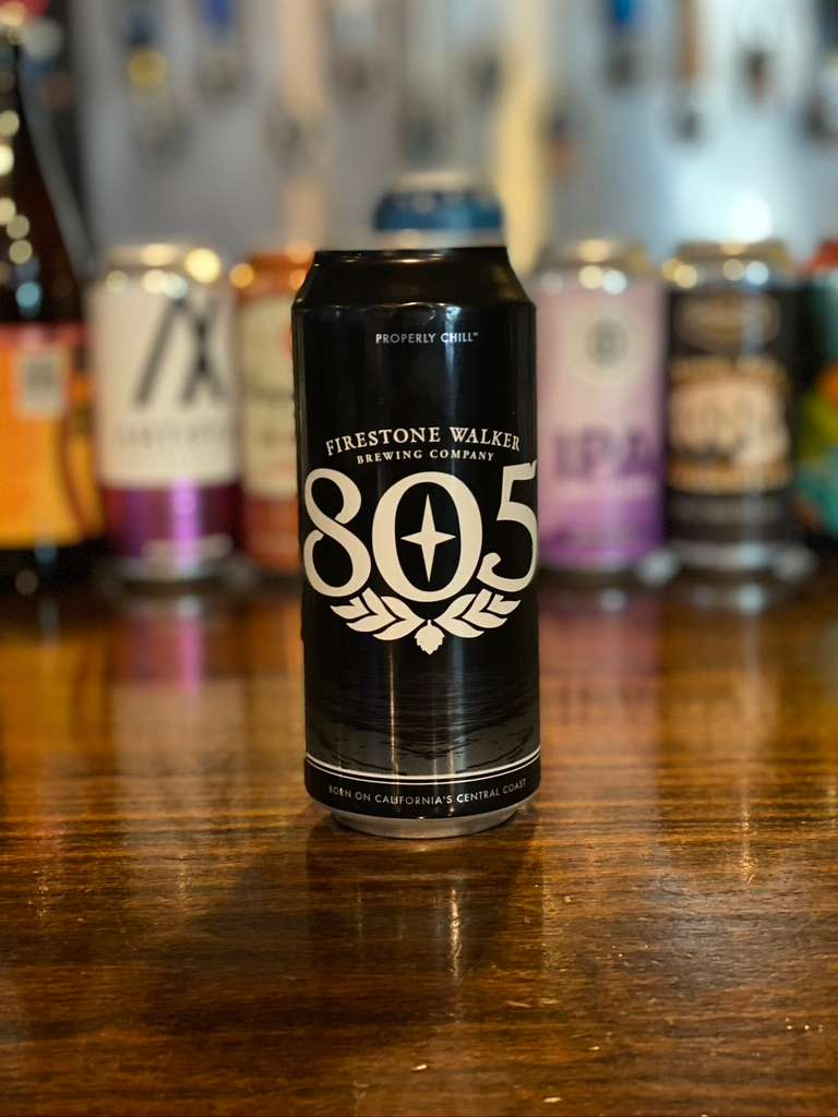 805 blonde ale-Firestone-Walker 4.7% Draft