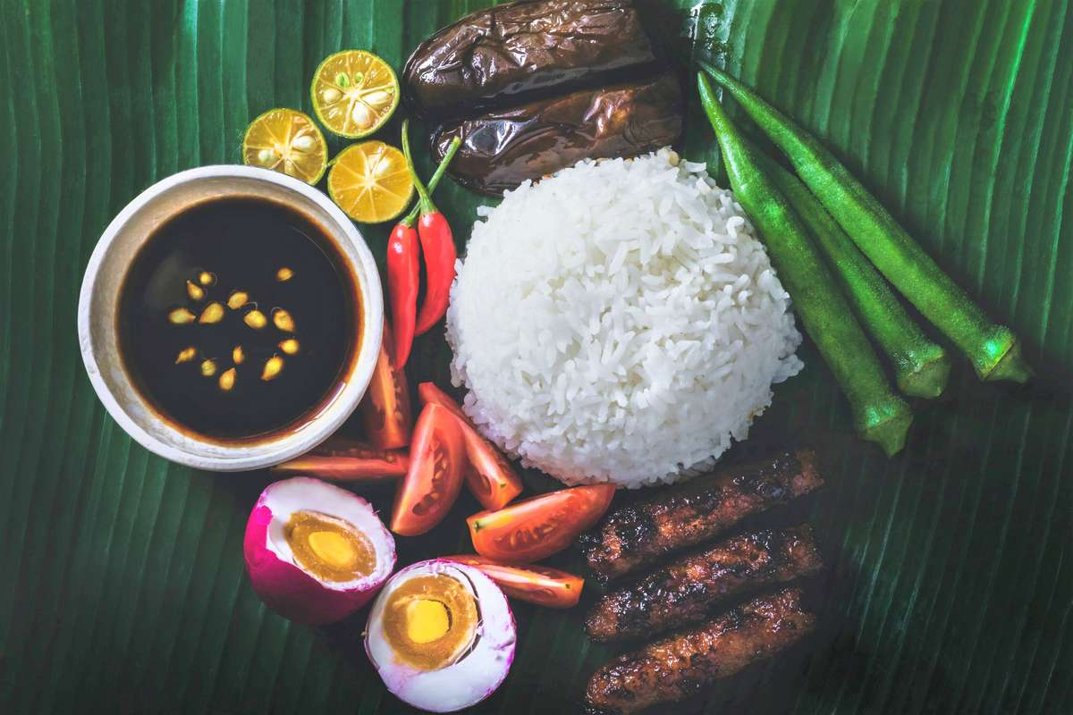 Filipino ingredients