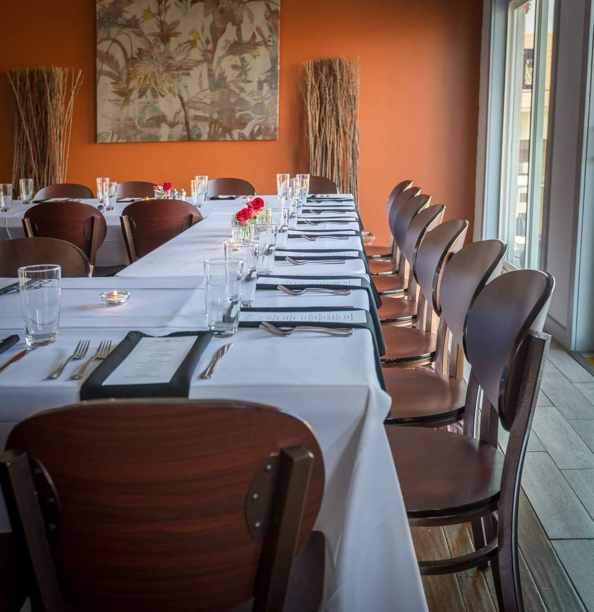 Gabe's Event Space - Dining Table