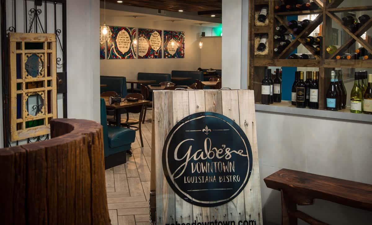 Gabe's Lobby