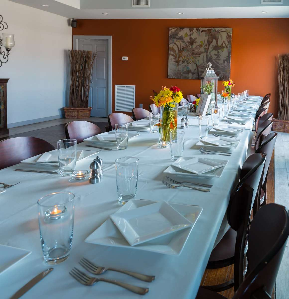 Gabe's Event Space - Long Dining Table