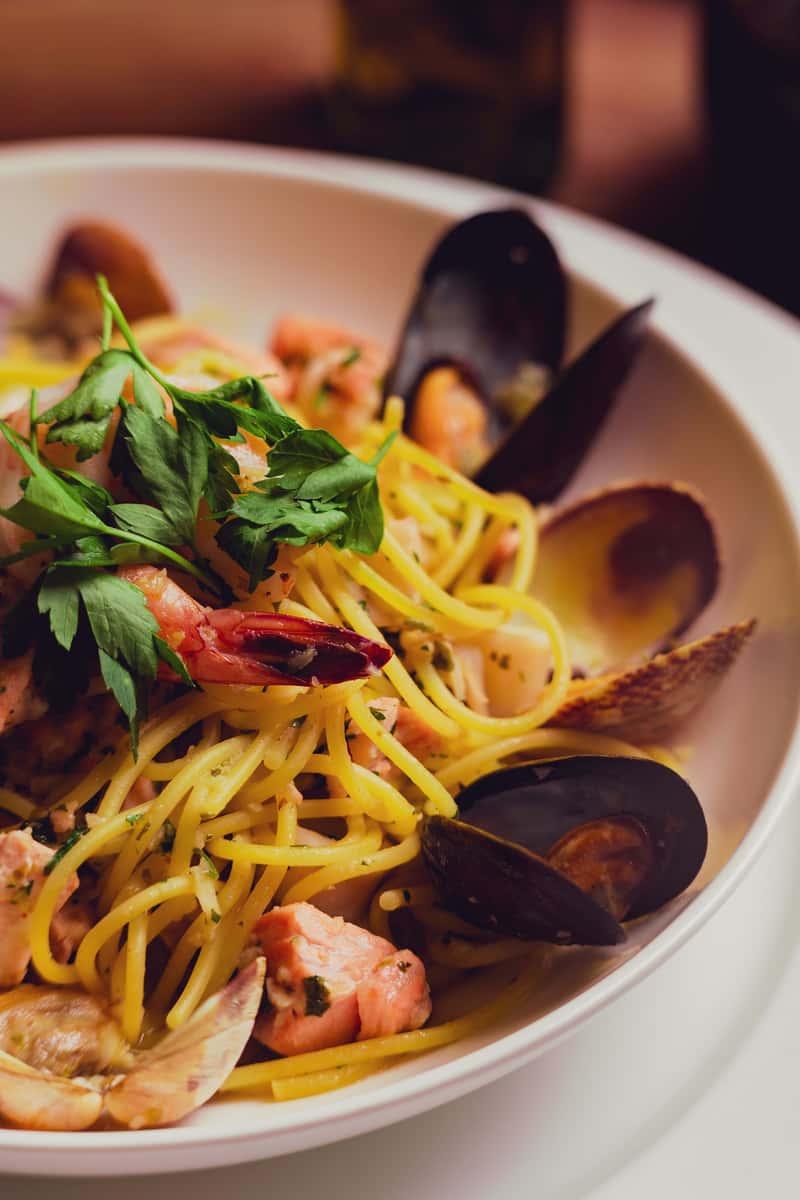 Spaghetti Scoglio