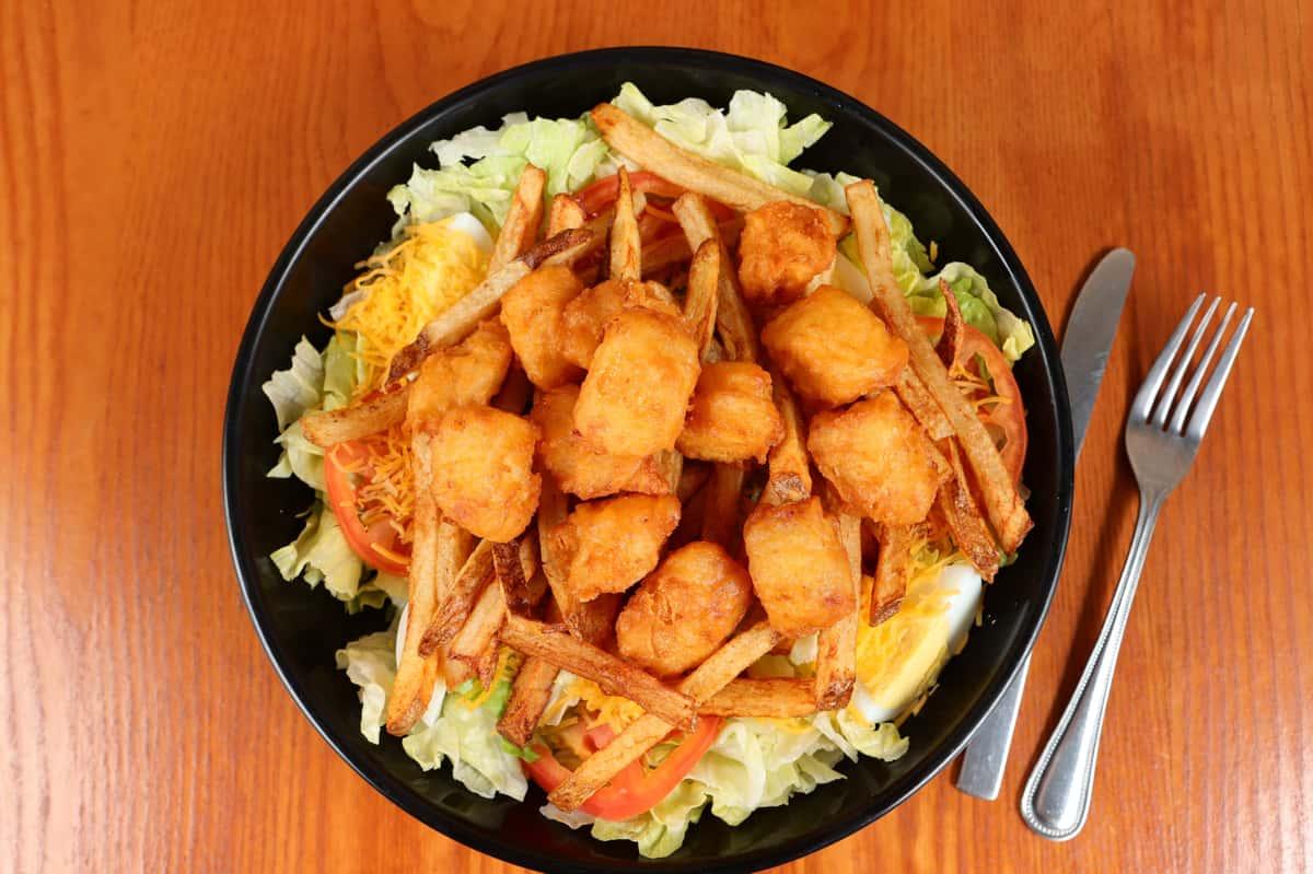 *Fish Salad