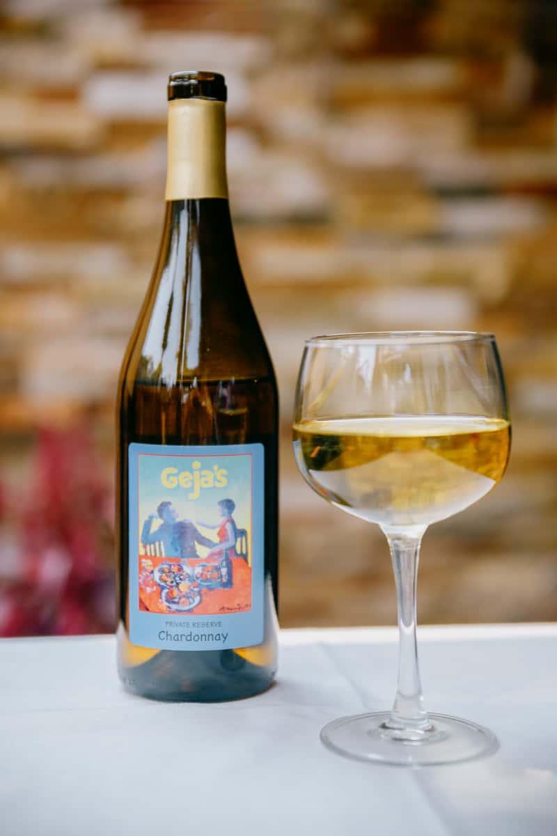#37 Geja's Chardonnay