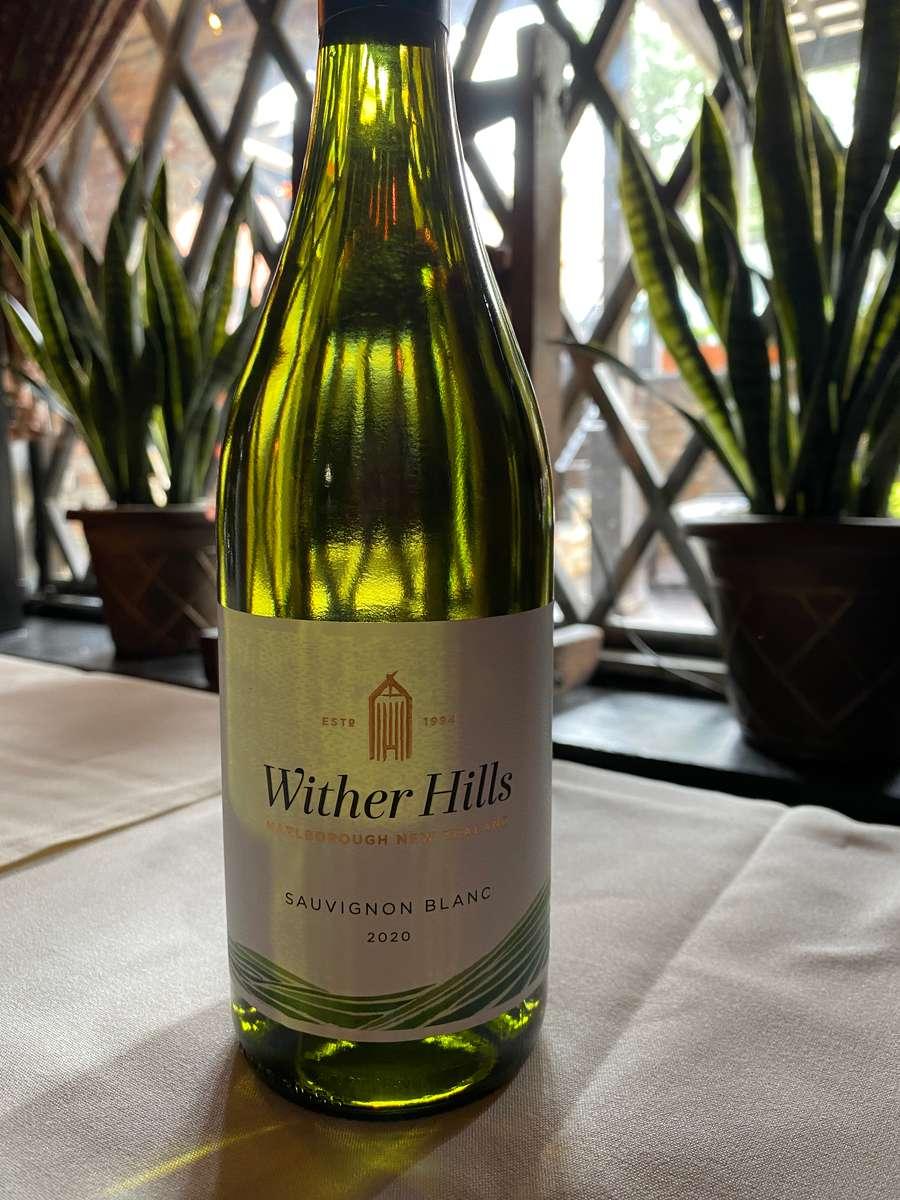 #45 Wither Hills Sauvignon Blanc