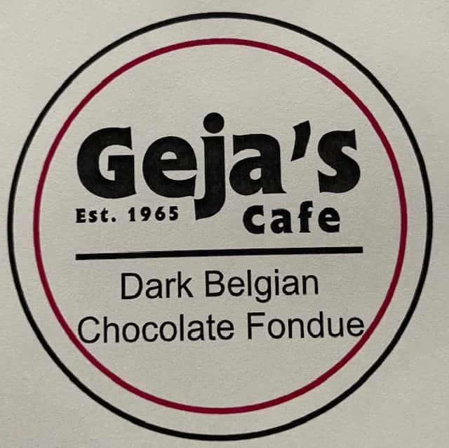 Quart of Chocolate Fondue