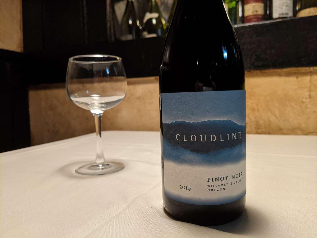 #105 Coudline Pinot Noir