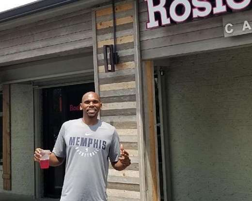 NBA Star Jerry Stackhouse