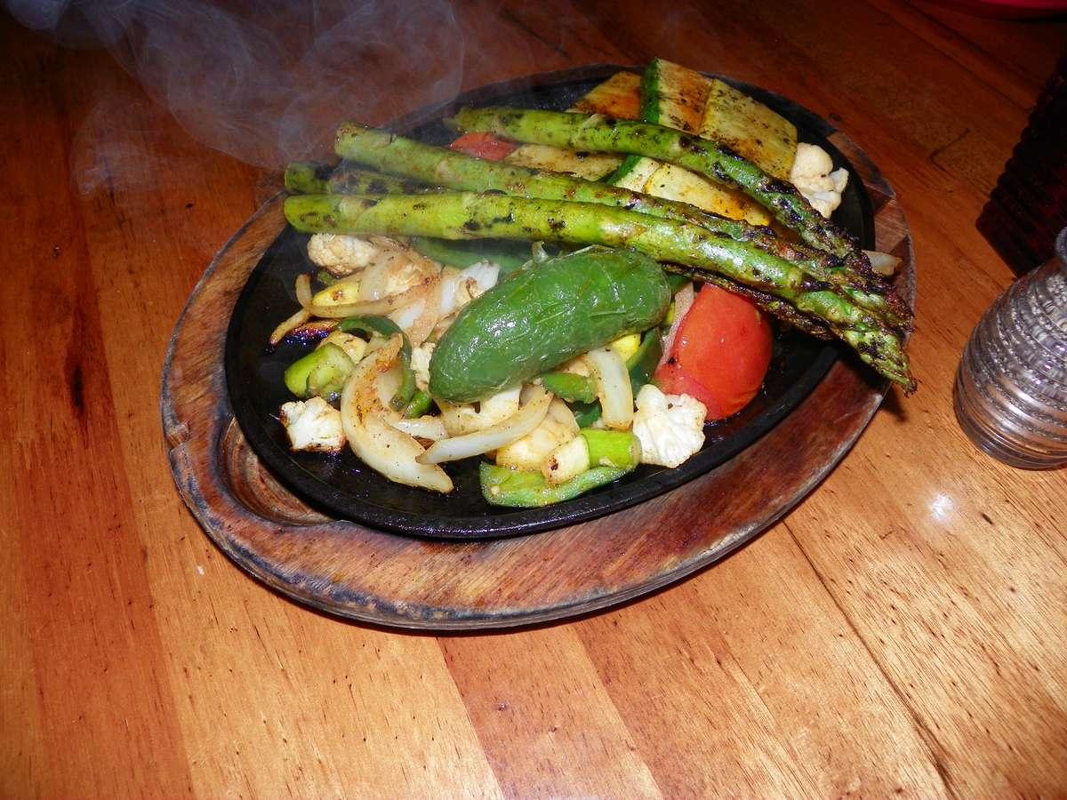 Verdura Tacos Al Carbon