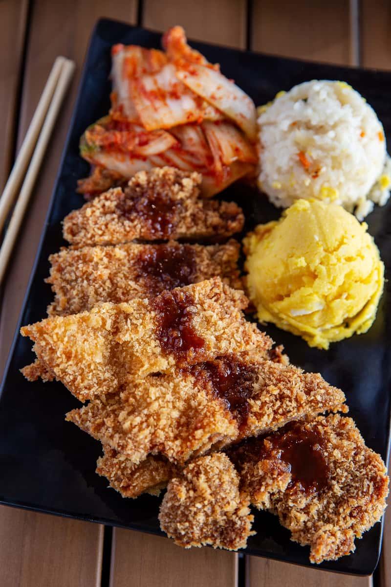 K-Town Chicken Katsu