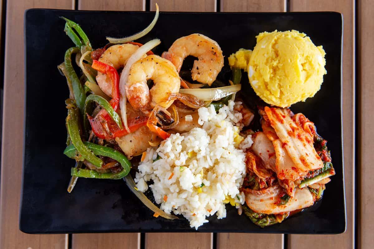 K-Town Shrimp