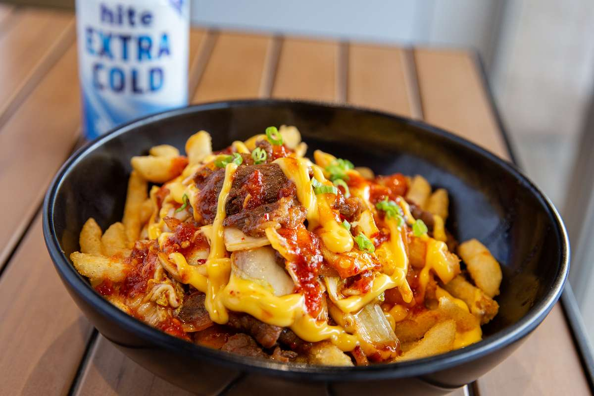 K-Town Loaded Fries