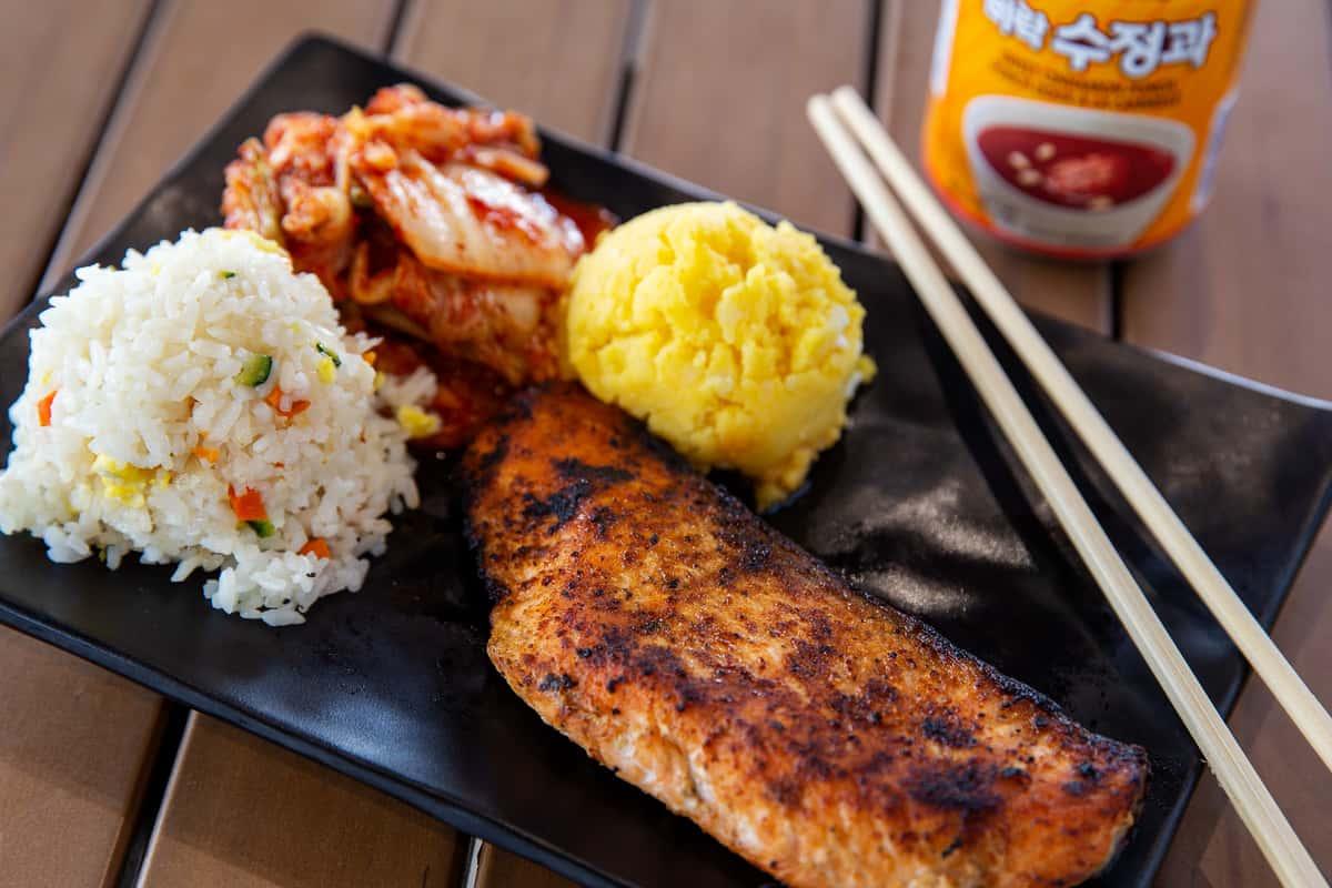 K-Town Salmon