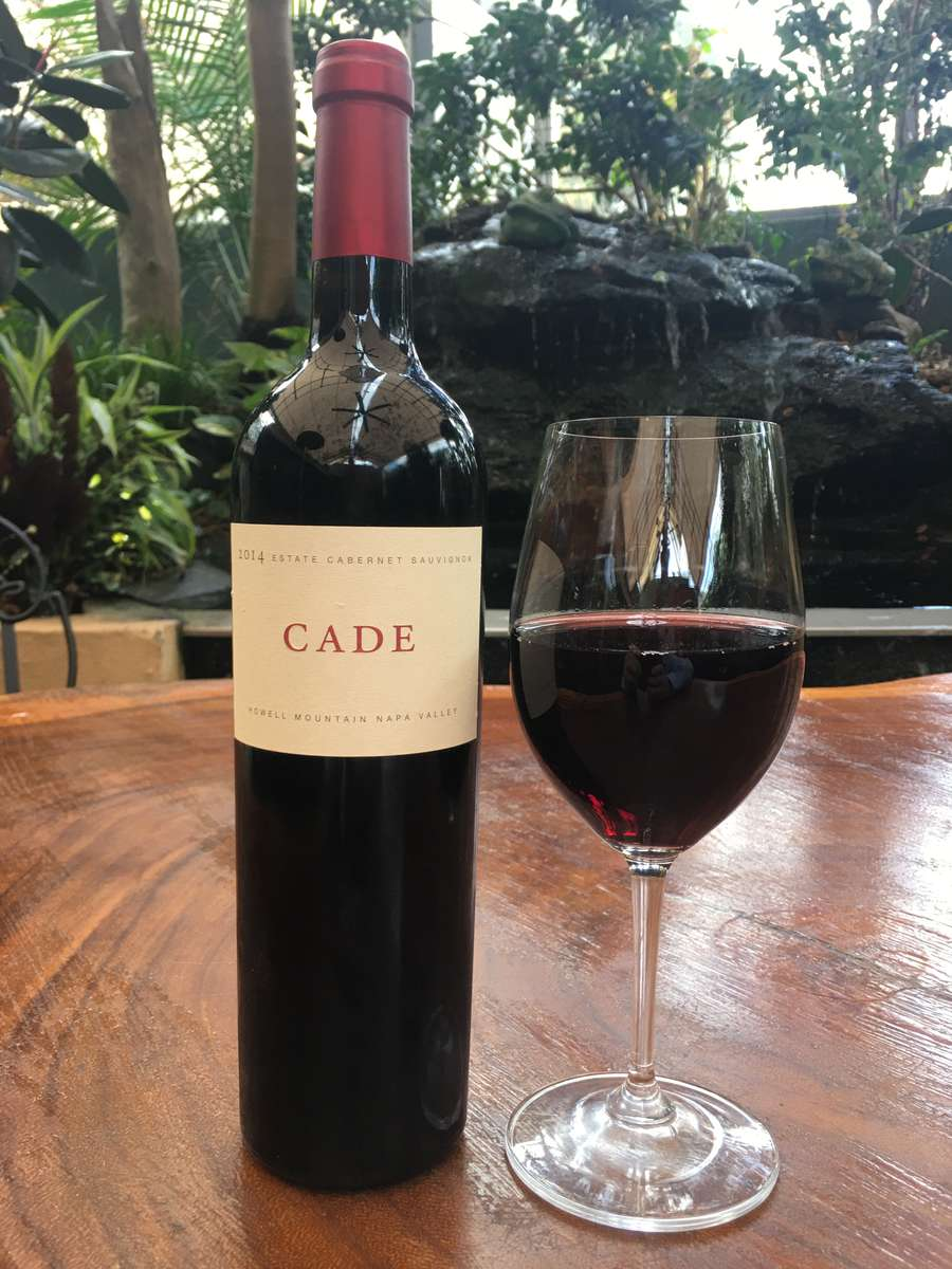 2014 Cade Howell Mountain Cabernet, Napa Valley