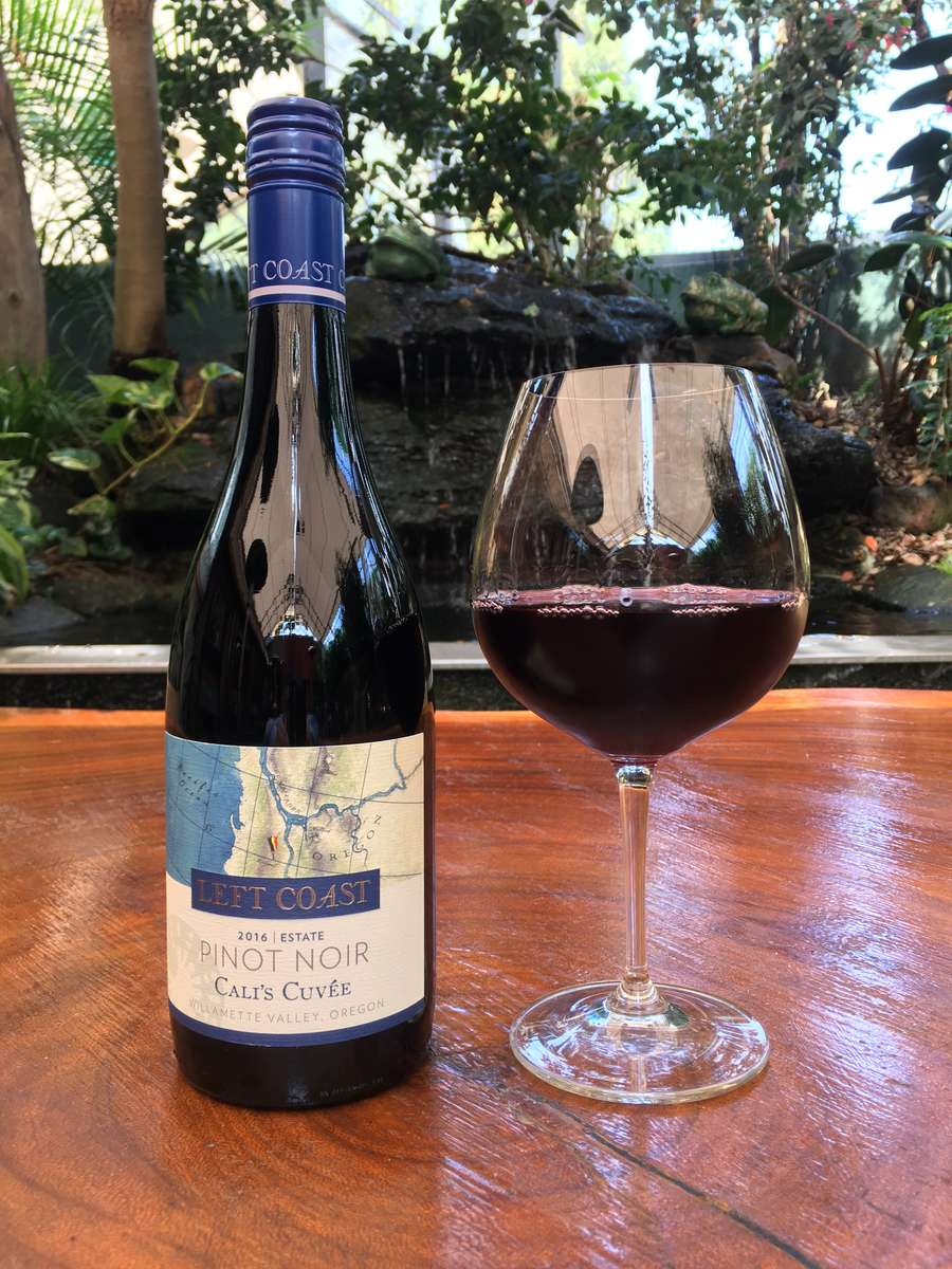 2017 Left Coast Cellars Pinot Noir, Willamette Valley