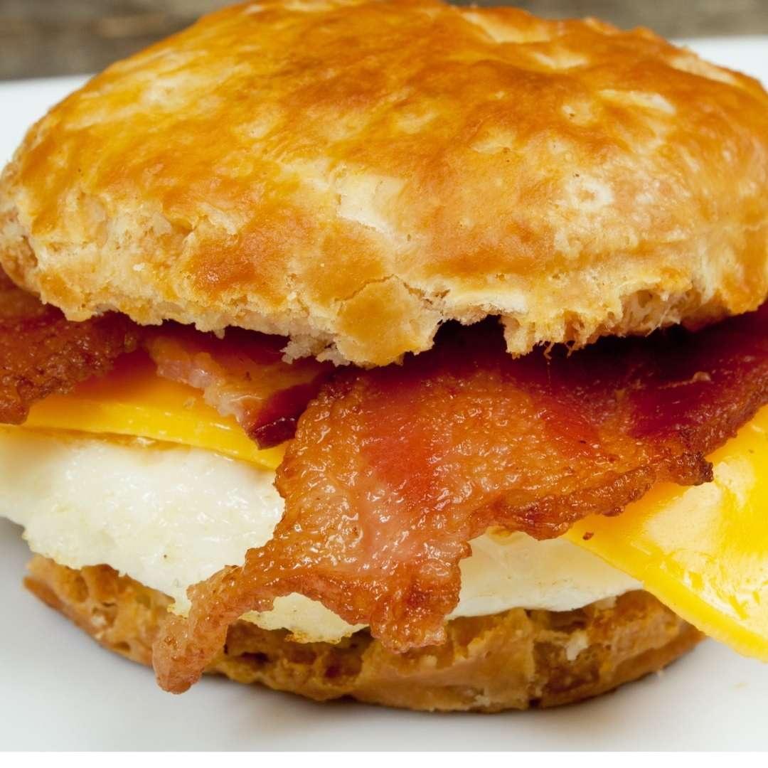 Little Egg Sandwich