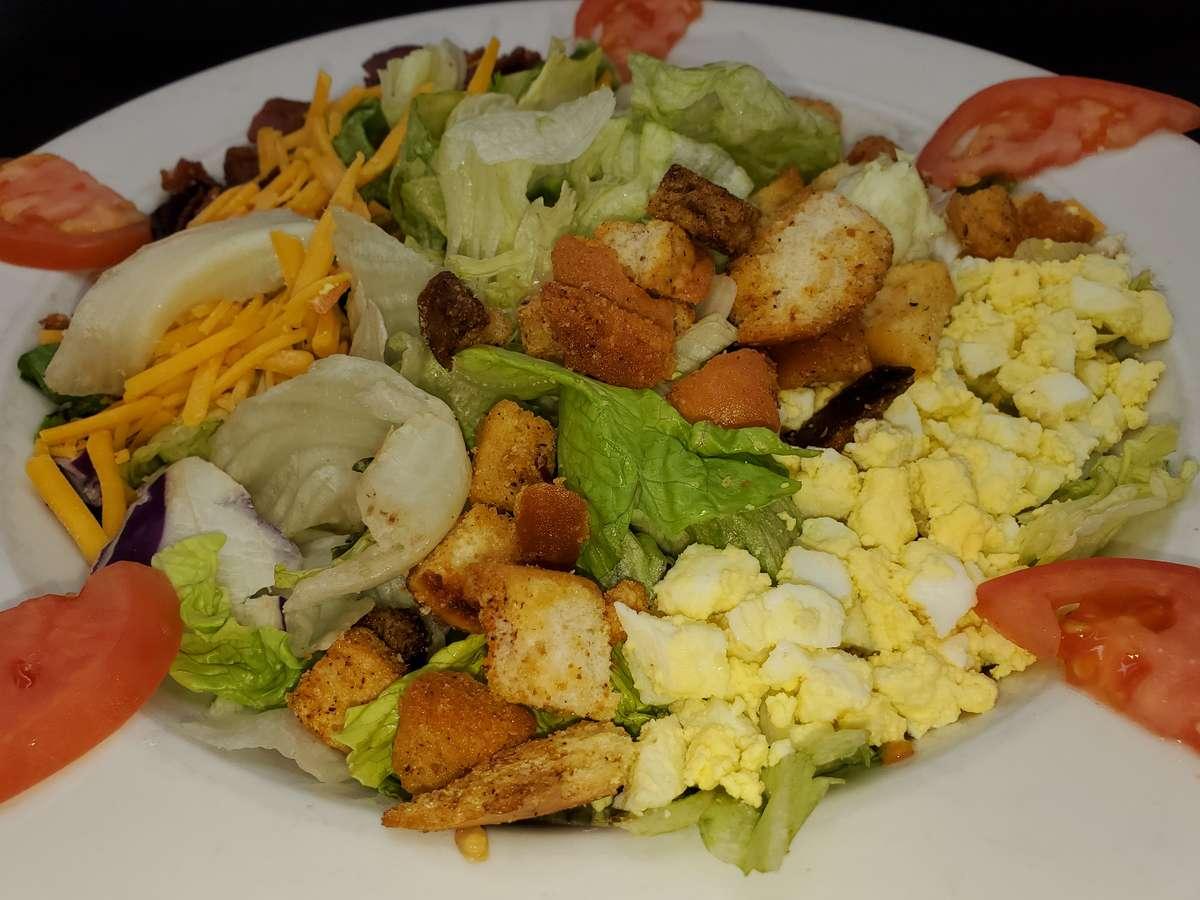 Entree House Salad
