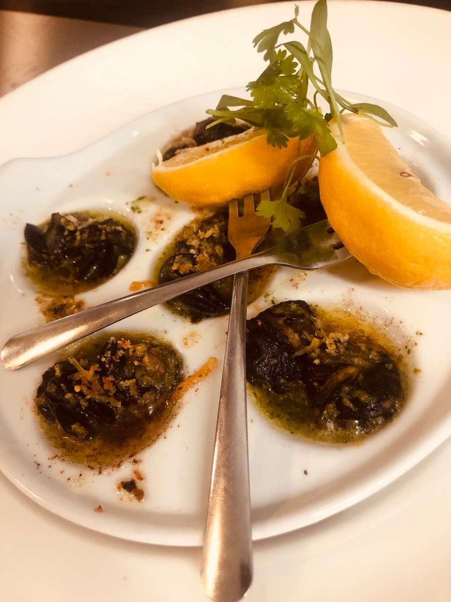 Escargot Bourguignonne