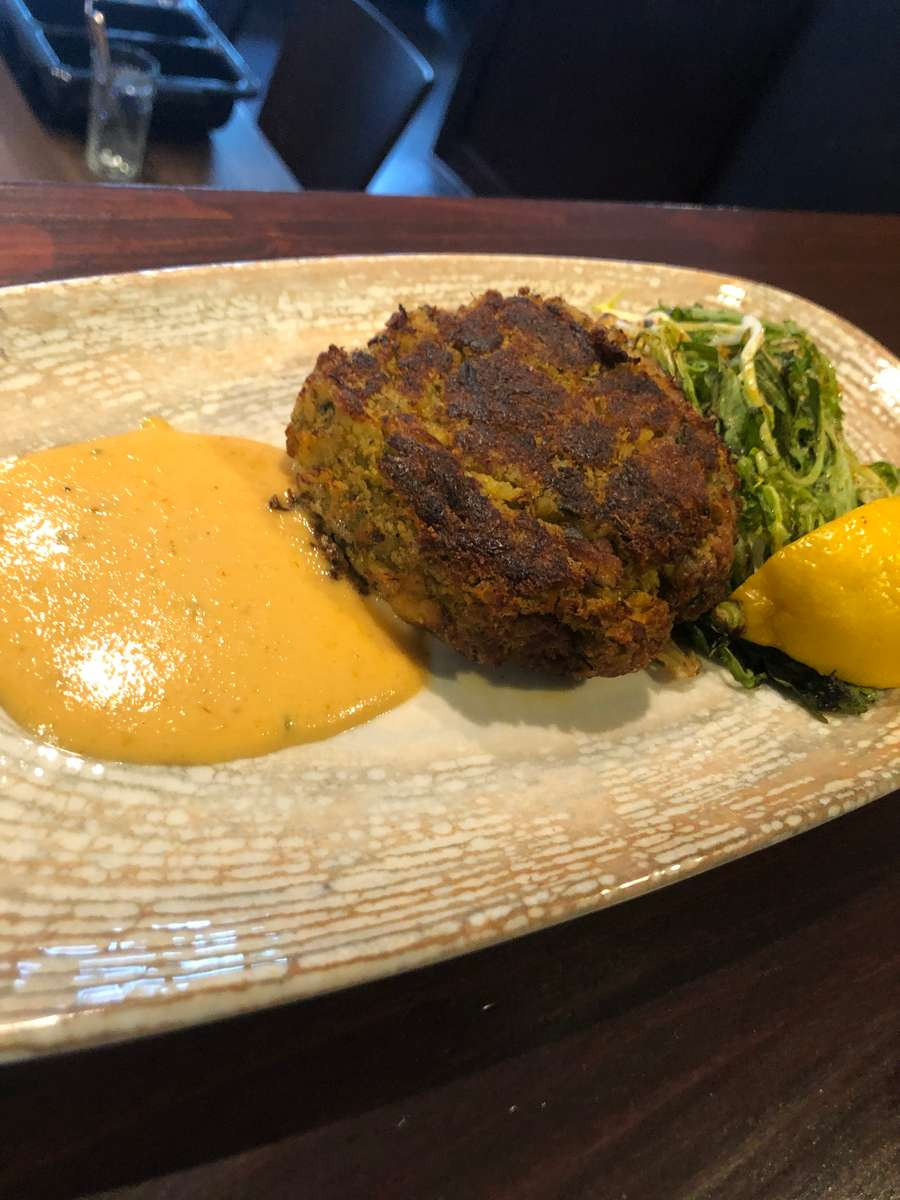 Founders Crab Cake