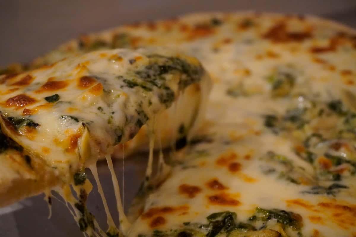Spinach & Artichoke