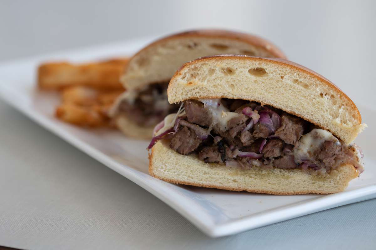 Steak Sandwich