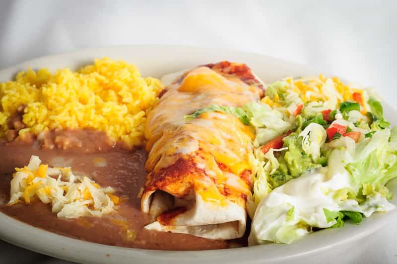Giant Burrito