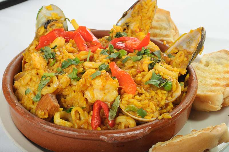 Paella (Nation Dish of Spain)