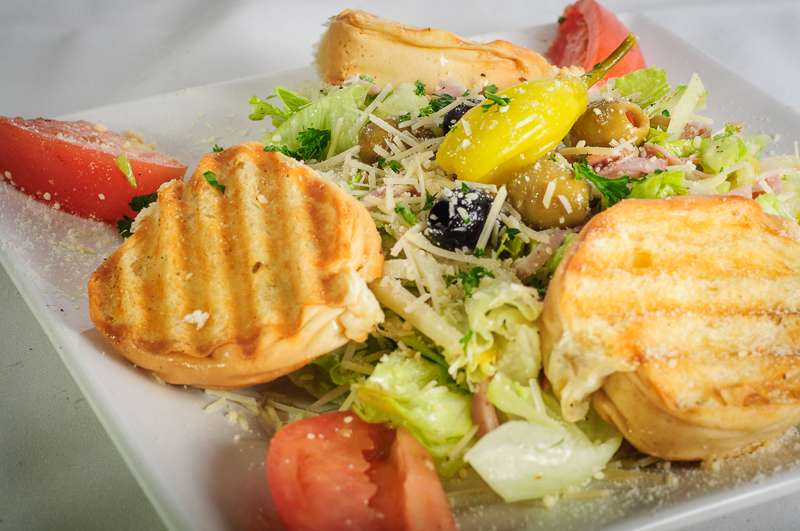 "Latino's 2030 ""Central Florida Legendary Salad"""