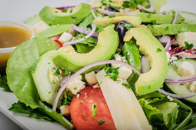 Latinos Avocado Salad