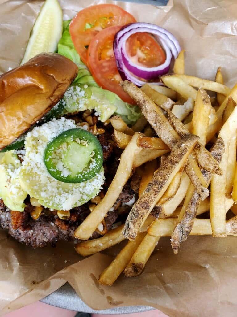 Fresco Burger