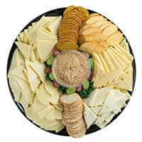 Cracker Cut Cheese Platter