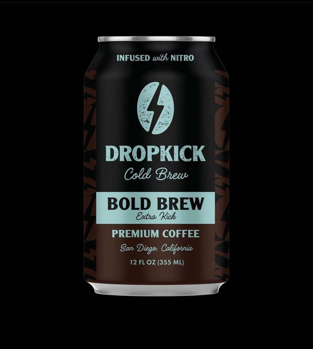 DROPKICK Cold Brew (BOLD BREW)
