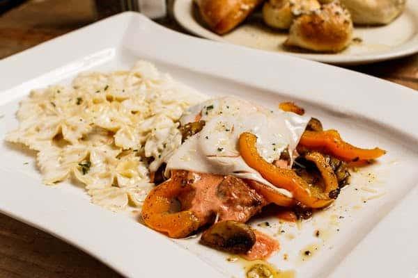 Grilled Chicken Fiorentina