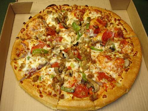 """12"""" Pizza - Special Combo"""