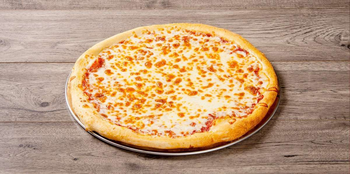 """12"""" Pizza Build Your Own"""