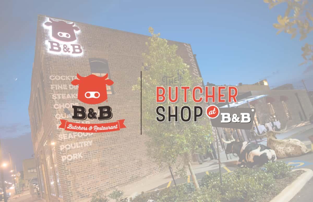 b&b butchers houston